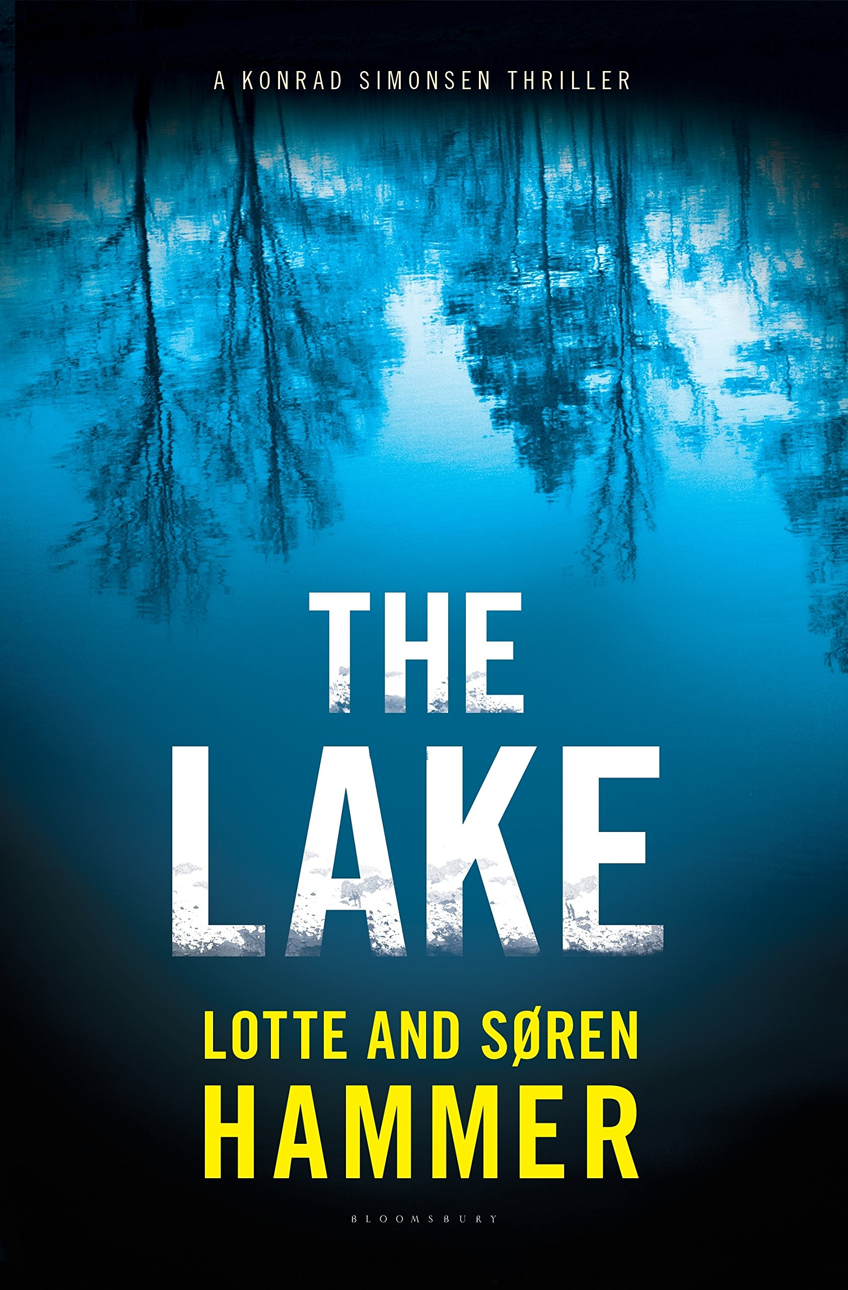 The Lake (A Konrad Simonsen Thriller)