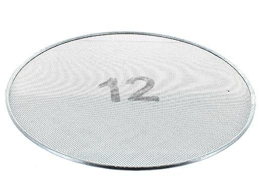 Top Siebeinsatz Maschenweite 2 mm aus verzinktem Stahldraht Ø 420 mm  PT26