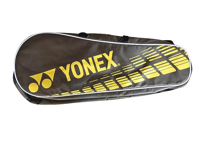 Yonex SUNR 1004 Badminton Kitbag  Khakhi