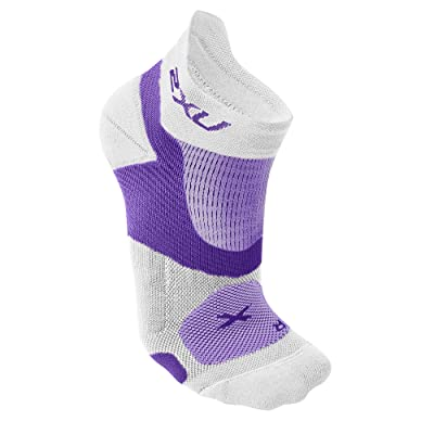 .com : 2XU Women's Race VECTR Sock : Clothing