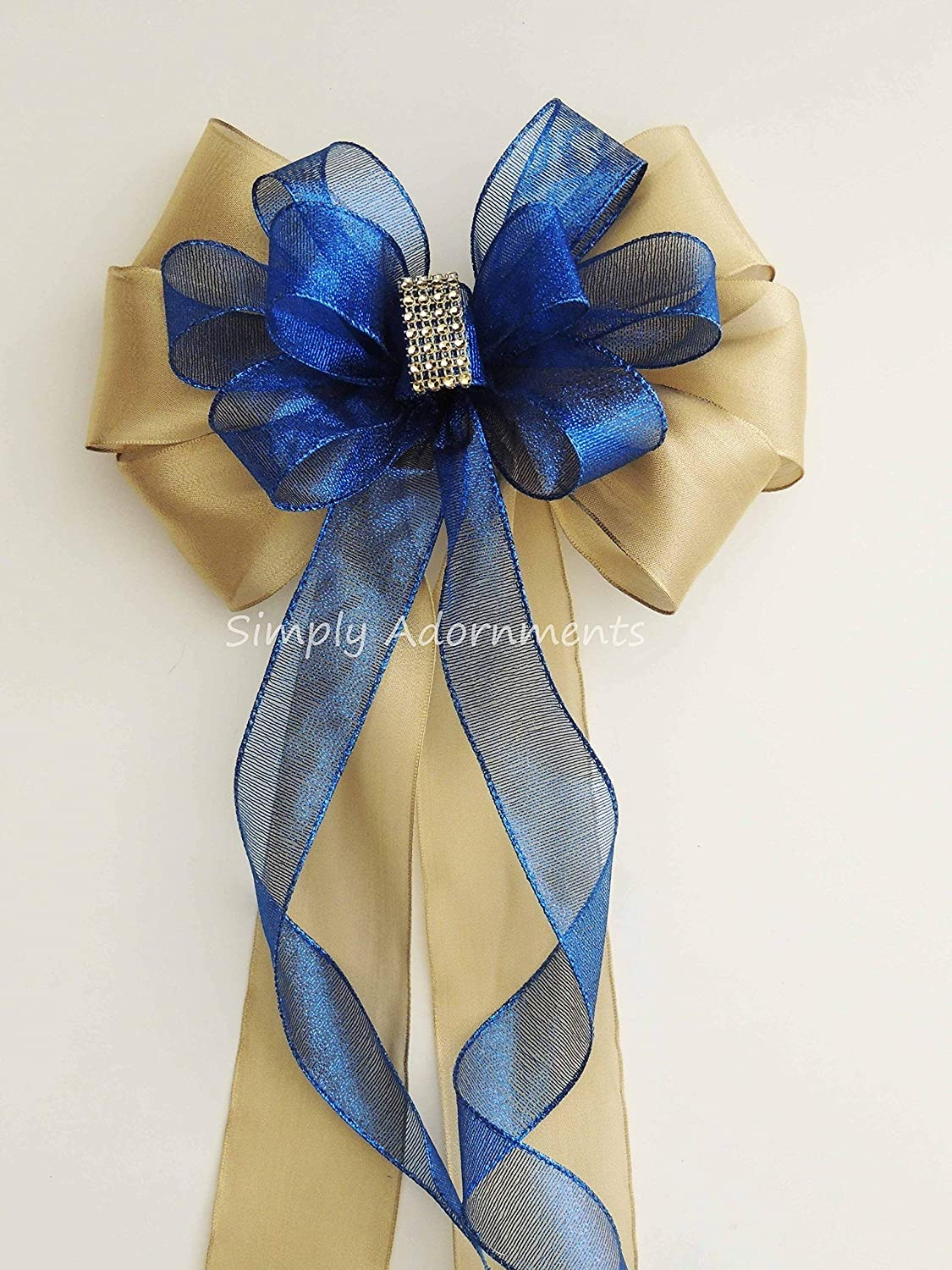 20+ New For Church Royal Blue And Gold Wedding Decorations