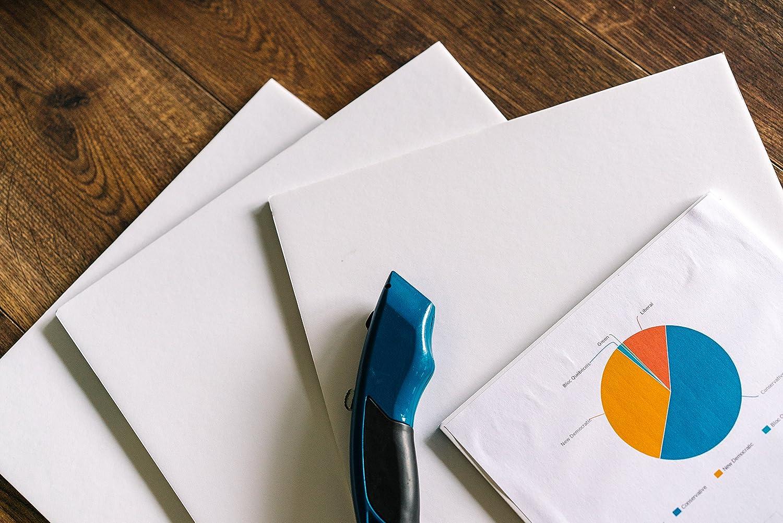 /Inc etichette e inserti Cartella A4/metal box/ rosso 5/cartelle A4