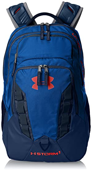 d13a4e72f4e7 Buy blue and orange under armour backpack   up to 72% Discounts