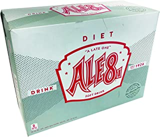 product image for Diet Ale 8 One Soda, 12 Pack of 12 oz cans