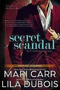Secret Scandal (Trinity Masters)