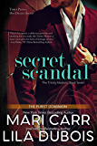 Secret Scandal (A Trinity Masters Novel)