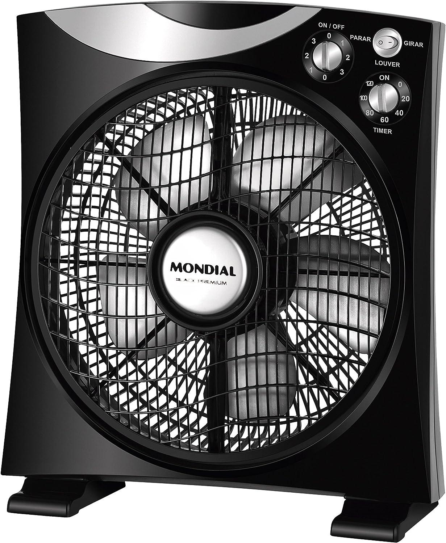 Mondial CA04 Ventilador, Negro