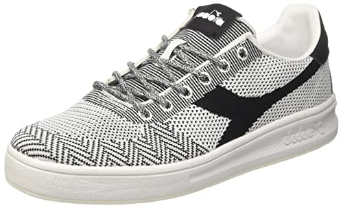 Diadora - Sneakers B.Elite Weave per Uomo e Donna  Amazon.it  Scarpe ... 8326941ecbc