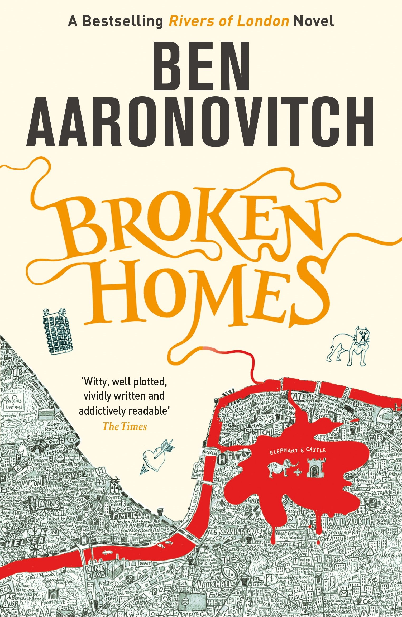 Broken Homes  The Fourth Rivers Of London Novel  A Rivers Of London Novel Book 4   English Edition