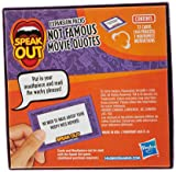 Hasbro Gaming Speak Out Expansion Game Pack