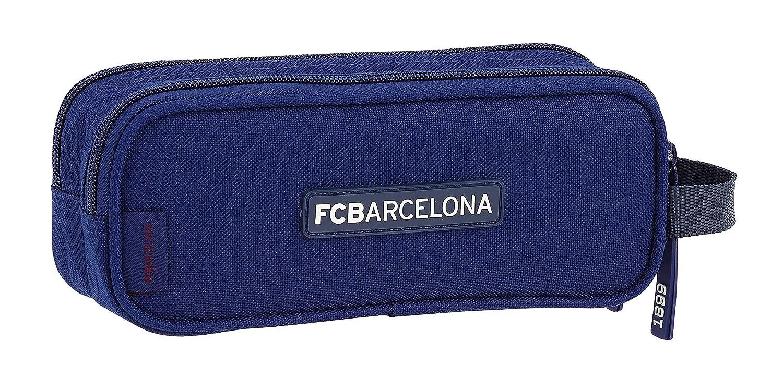 Bleu FC Barcelona 2018 Mallette 38 cm Azul