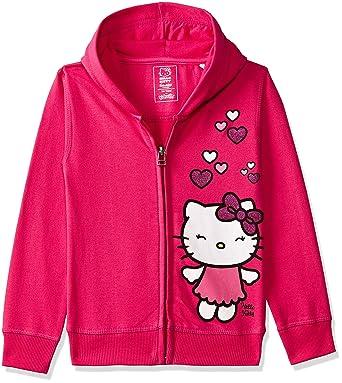 969efd12e Hello Kitty By Kidsville Girls' Sweatshirt (HT1GSG670BR_Virtual ...