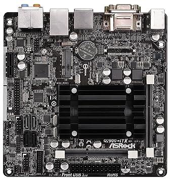 ASRock Q2900-ITX Realtek LAN Driver UPDATE