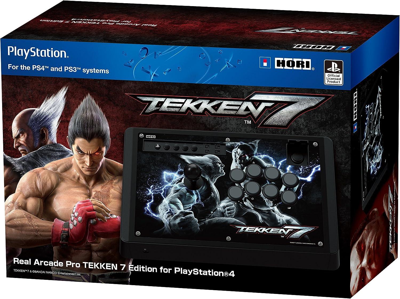 Hori - Fighting Stick Tekken 7 Hori (PS4): Amazon.es: Videojuegos
