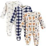 Hudson Baby Unisex Baby Cotton Preemie Sleep and