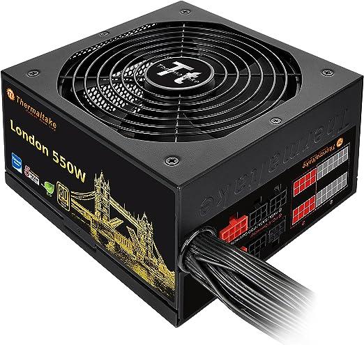 Thermaltake London 80 Plus Gold Pc Netzteil Computer Zubehör