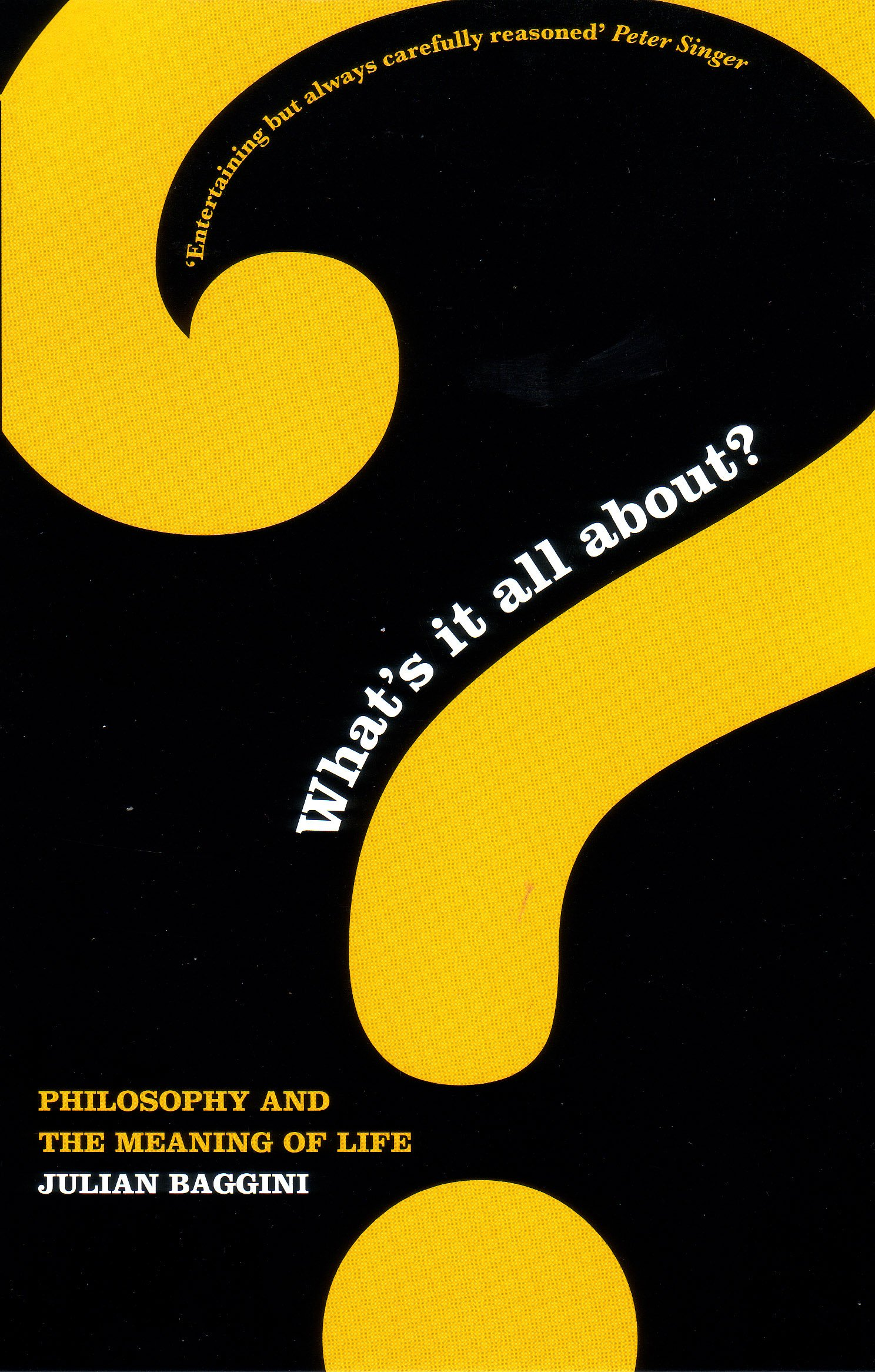 Read Online What'S it All About?: Philosophy and the Meaning of Life ebook