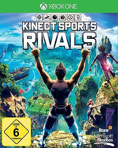 Microsoft Kinect Sports Rivals, Xbox One - Juego (Xbox One, Xbox One, Deportes, E10 + (Everyone 10 +)): Amazon.es: Videojuegos