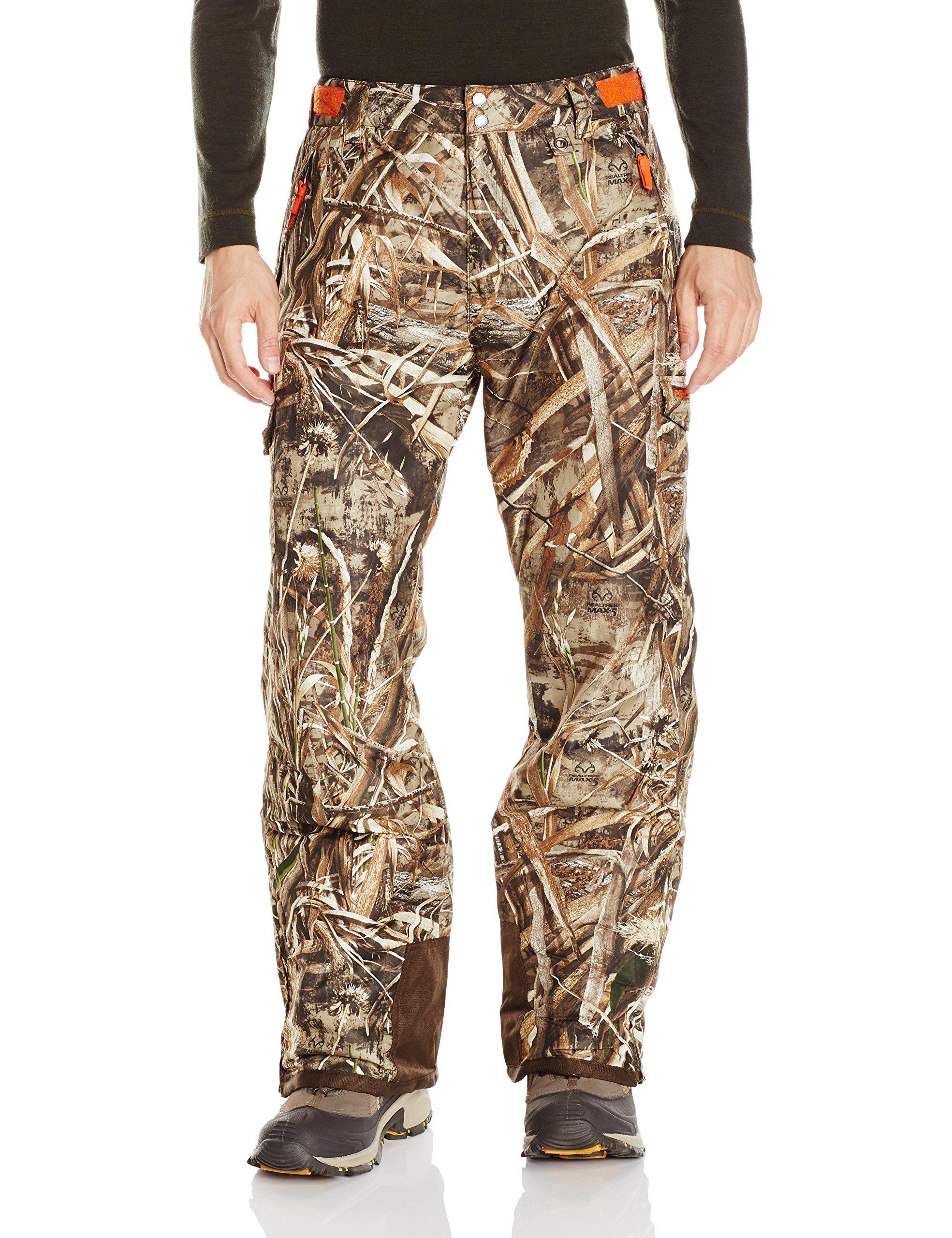 Arctix Men's Snow Sports Cargo Pants, Realtree MAX-5 Camo, Small/Regular by Arctix