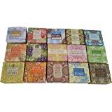 Greenwich Bay Trading Company Soap Sampler 15 pack of 1.9oz bars