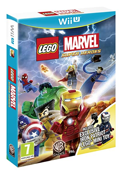 LEGO Marvel Super Heroes (Xbox One): Xbox One: Amazon.co.uk: PC ...