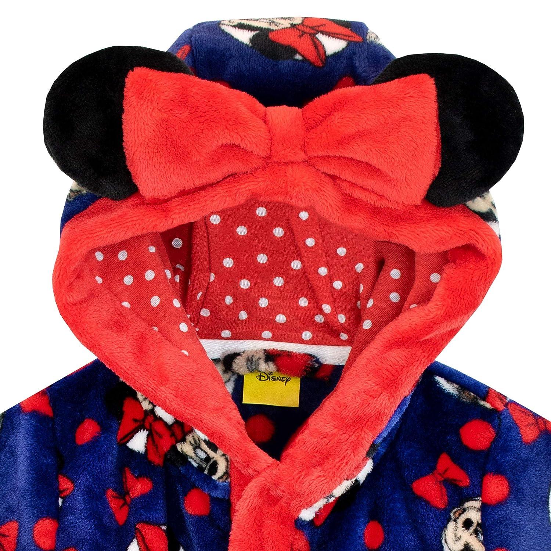 Disney Girls Minnie Mouse Robe