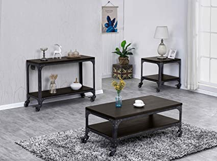 Amazoncom Best Quality Furniture Ct150 151 151 Ct150 1 1 Coffee 2
