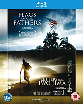 Flags Of Our Fathers Letters From Iwo Jima Blu Ray
