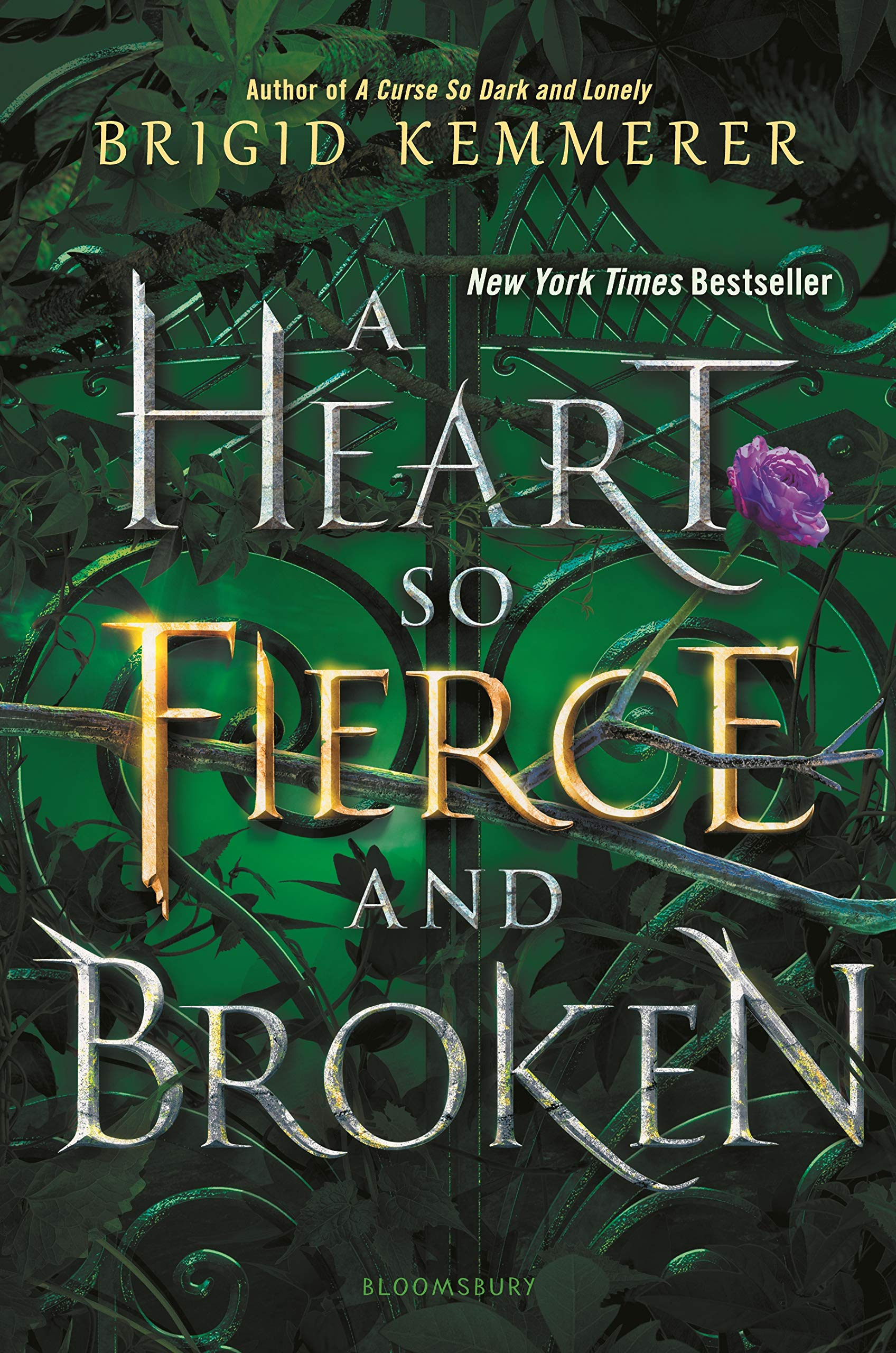 A Heart So Fierce and Broken: Amazon.ca: Kemmerer, Brigid: Books