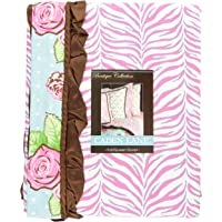 Caden Lane Boutique Girl Duvet Cover, Pink, Full/Queen