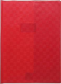 170 x 220 mm Diamond effect Label Holder Label Holder White Calligraphe PVC Exercise Book Protector