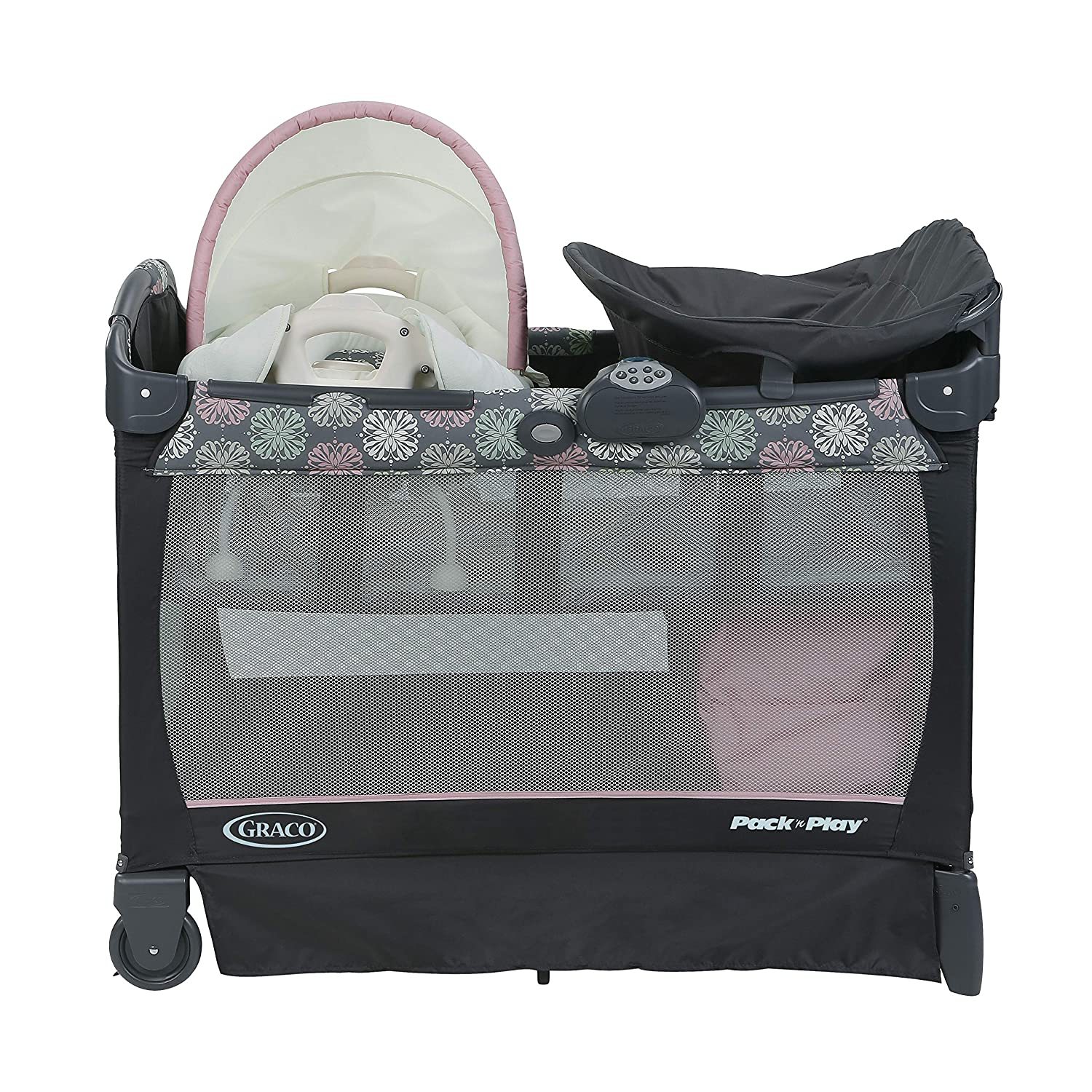 Addison Graco Pack n Play with Cuddle Cove Playard
