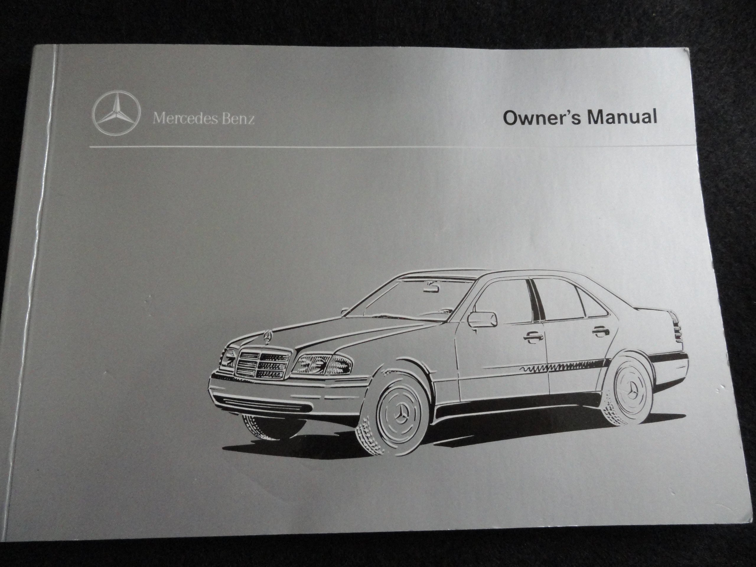 1996 mercedes benz c220 c280 c36 amg owners manual c 220 280 36 rh amazon  com 1996 Mercedes C-Class Interior 1996 Mercedes Advertising