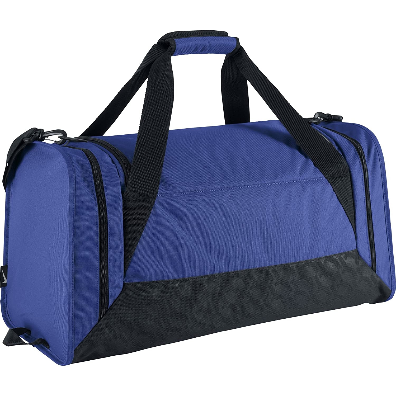 2b03af91 Nike Sport Tasche Brasilia 6 Medium Duffel Bolsa, Unisex Adulto, Azul/Negro,  Talla Única: Amazon.es: Deportes y aire libre