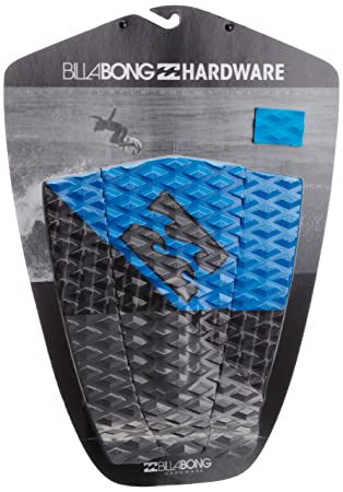 Billabong Break It - Cubierta antideslizante para tabla de surf, color azul y negro