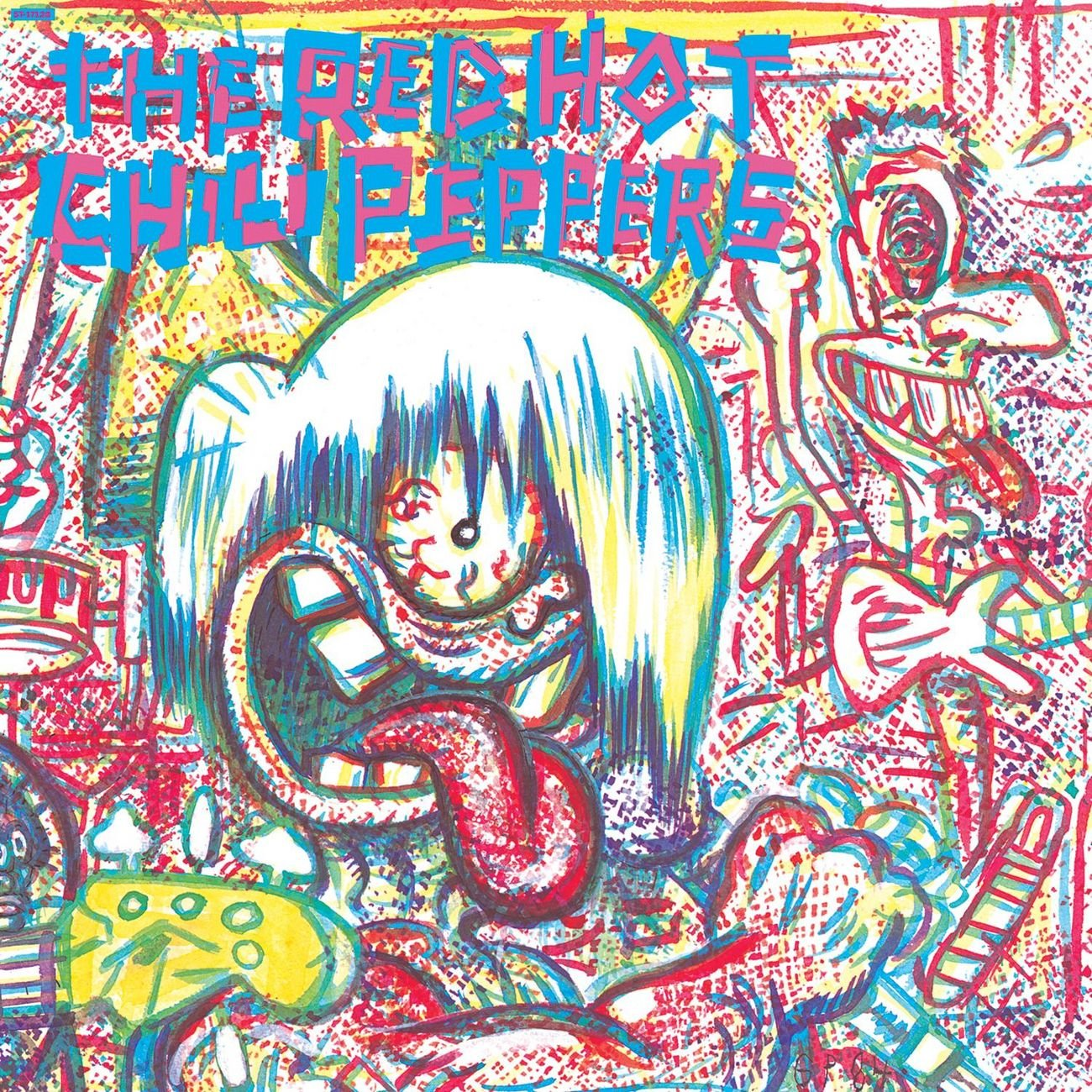 Image result for Red Hot Chili Peppers The Red Hot Chili Peppers