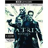 Matrix, The (BIL/4K Ultra HD) [Blu-ray]