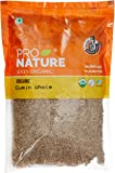 Pro Nature 100% Organic Cumin, Whole, 250g