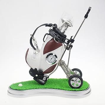 crestgolf Mini bolsa de Golf soporte para bolígrafos de ...