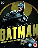Batman: Animated Collection [Blu-ray] [Region Free] [UK Import]