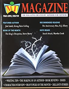 Mj Magazine September - Written by Authors for Authors