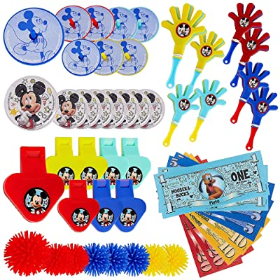 Mickey Mouse Favor Pack 48pc: Kitchen & Dining
