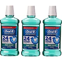 Oral-B Pro-Expert Deep Clean 500ml Mouthwash Buy Two Get One Free