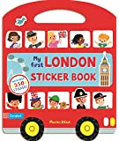 My First London Sticker Book (Sticker Activity)