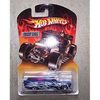 hot wheels fright cars 8 crate 2006: Toys & Games