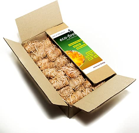 Feniks Firelighters 200pcs Barbecues and For Fireplace in the box Stoves