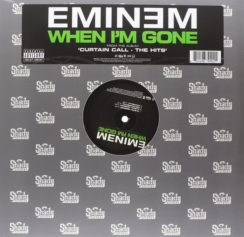 Eminem When I M Gone Vinyl Amazon Com Music
