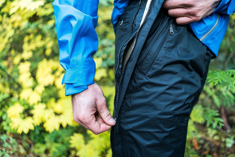 antivento e traspiranti con cerniera su tutta la lunghezza della gamba Marmot PreCip Pantaloni impermeabili da uomo