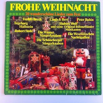 frohe weihnachten lied