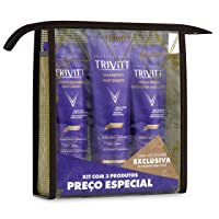 3 Piece Violet Toning Kit for Blonde Hair - Shampoo 280ml, Conditioner Cream 250ml...